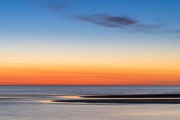 Zonsondergang Katwijk aan Zee (NL)