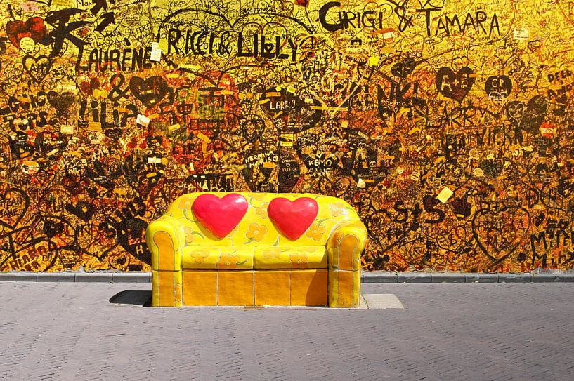 Love Art van Frans van der Gaag