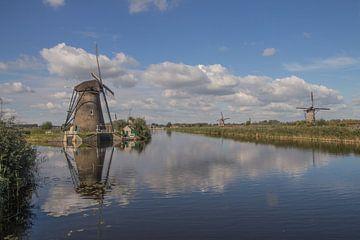 molen aan het water van Yvonne Blokland