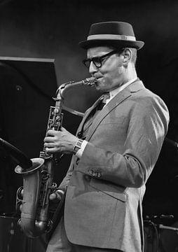 Benjamin Herman / Delft Jazz von Mario Brussé