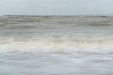 Holländische Küste von Jeannette Kliebisch