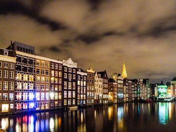 Damrak Amsterdam von Claudia Kool Kool
