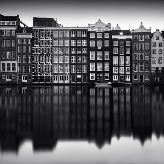 Old Amsterdam van Marco Maljaars