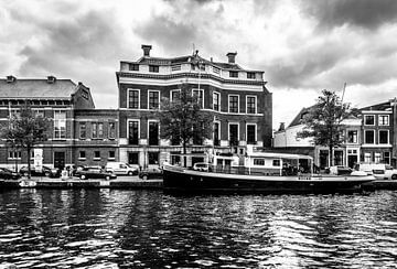 Grachten in Haarlem von Kim de Been