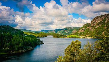 Noorwegen Songdalen van