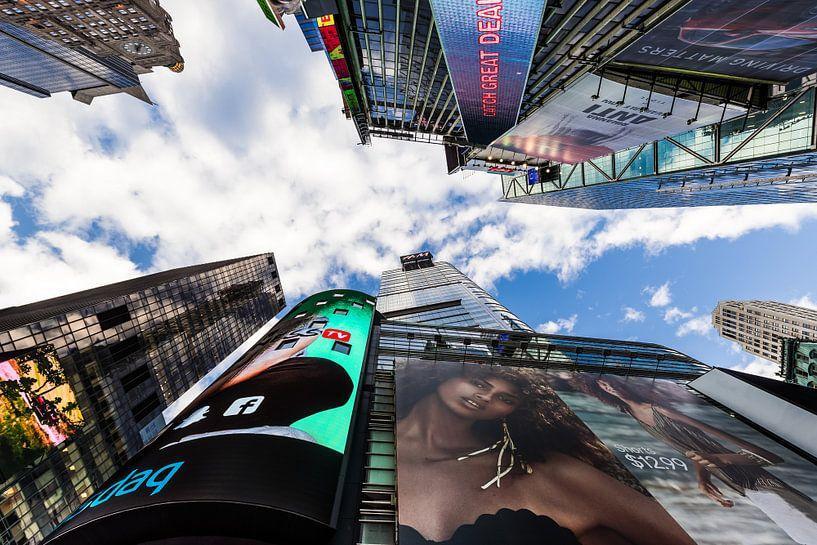 New York   Wolkenkratzer sur Kurt Krause