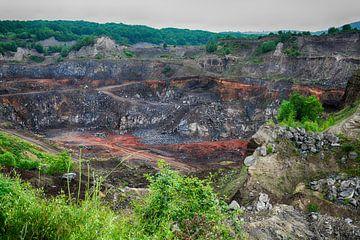 Steinbruch in der Nähe von Mendig  (Deutschland)