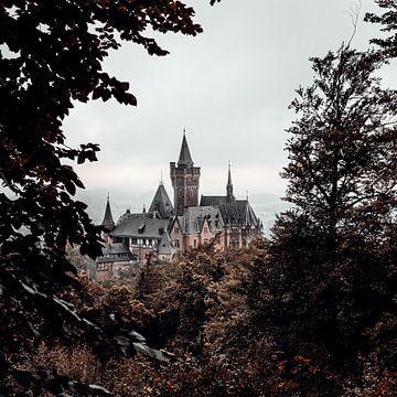 Schloss Wernigerode 010 sur