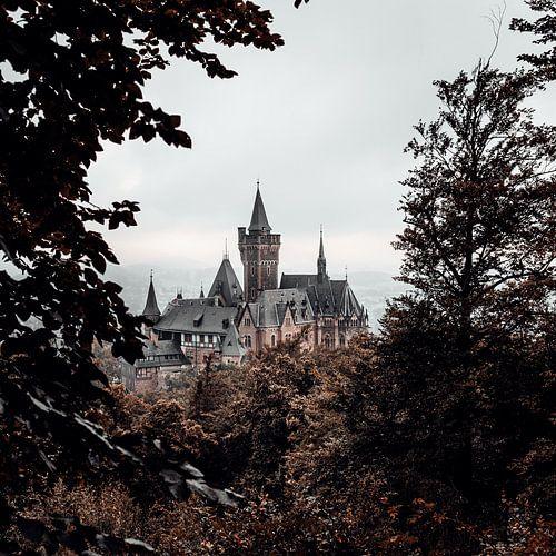 Schloss Wernigerode 010 van Oliver Henze