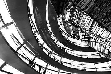 Reichstag von Jurgen Corts