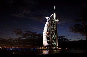 Burj-Al-Arab von Jolanda Kraus