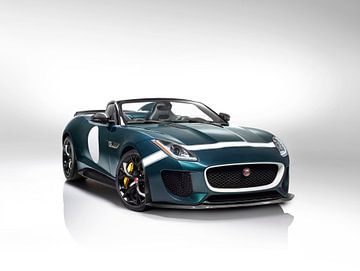 Jaguar F-Type Project 7 van