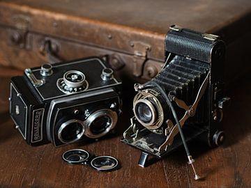Nostalgie - Antike Kameras von BHotography