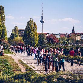 Berlin - Mauerpark von Alexander Voss