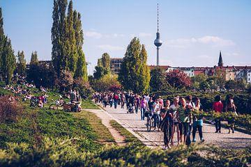 Berlin - Mauerpark van Alexander Voss