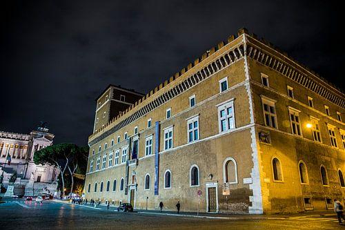 Bibliotheek in Rome