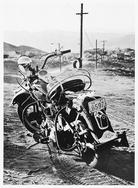 Route66 - WLA Harley Davidson van harley davidson