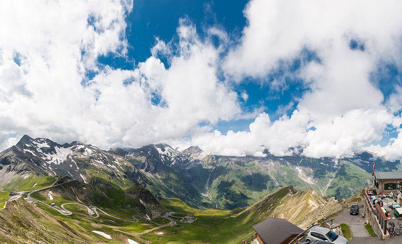 Oostenrijkse Alpen - 11 van Damien Franscoise