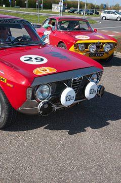 It's all Alfa Romeo! van Arthur Wijnen