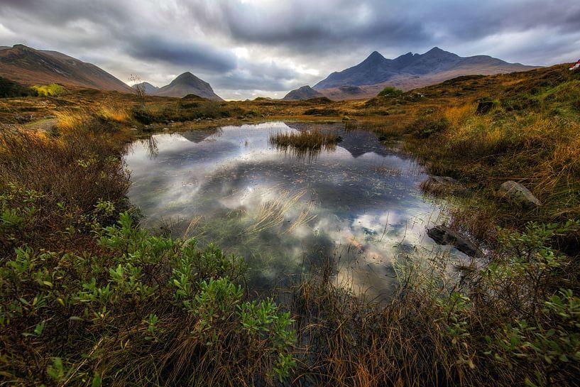 Isle of Skye in Schotland van Steven Dijkshoorn