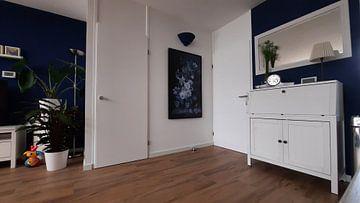 Klantfoto: Still Life III- Delft Blue van Marja van den Hurk