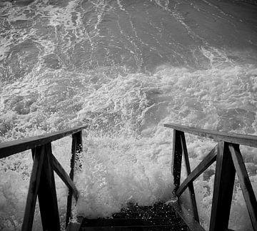 De trap naar Atlantis van Denise Mol