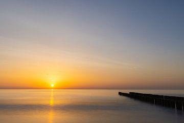 Sommer Sonnenuntergang von Fabrizio Micciche