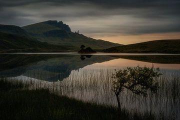 Loch Fada von Wojciech Kruczynski