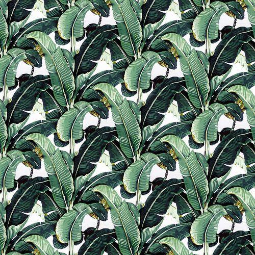 Matinique Banana Leaf 3 von Marieke de Koning