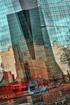 Vision urbaine van Martine Affre Eisenlohr