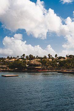 Baie de Jan Thiel Curaçao sur Jordi Sloots