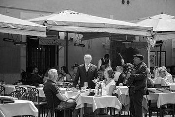 Rome | Zwart/wit fotografie in stad | Stedenfotografie von heidi borgart