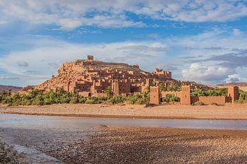 Antike Stadt in Marokko von Bianca Kramer