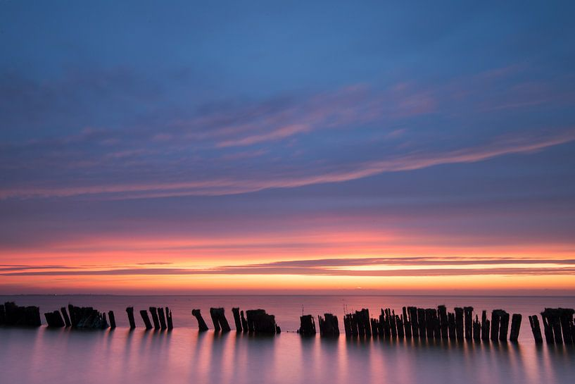 IJsselmeer van Richard Gilissen