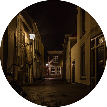 De historische straten van Zierikzee van Eus Driessen