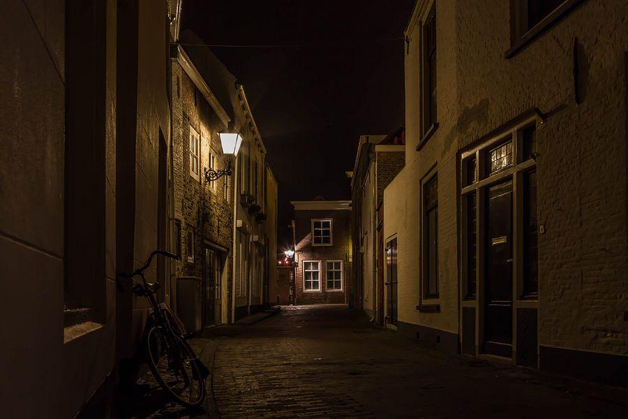 De historische straten van Zierikzee
