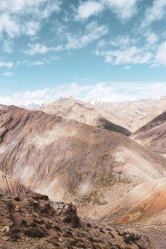 De Himalaya's in Ladakh van yourtravelreporter