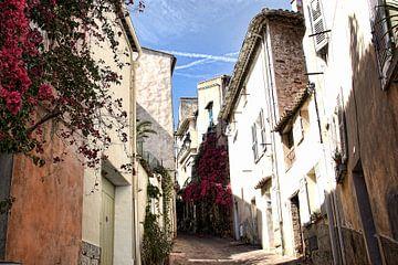Rue à Hyères sur Ed Vroom