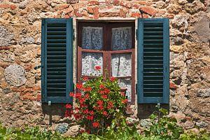 Monteriggioni, Italien