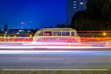 BR bus in Berlijn van Johan Vanbockryck