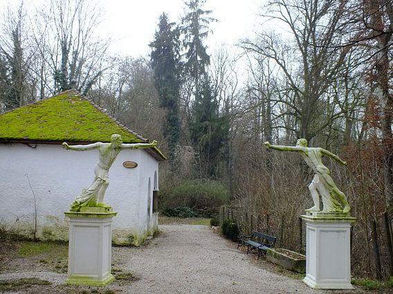 Schloss Katzenberg von Ilona Picha-Höberth