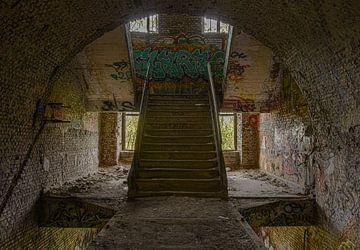 Treppe hoch von Ans Bastiaanssen