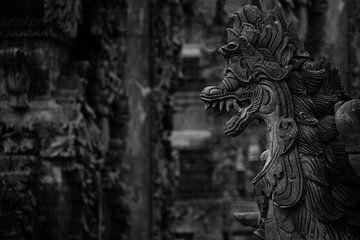 Bali-Tempel 7 von Tony Vierstra
