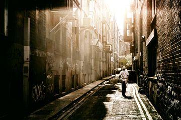 The alley von Gabsor Fotografie