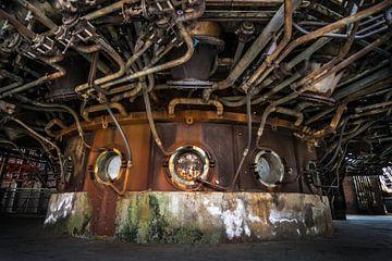 Industriele Schoonheid van Patrick Verhoef