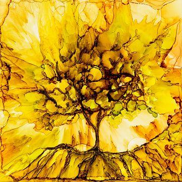 Baum 4 von Agnieszka Zietek