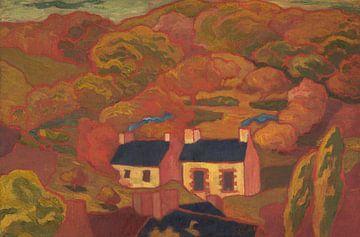 Armand Séguin~Zwei Kabinen