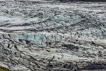 Gletschersee Vatnajökull von Easycopters
