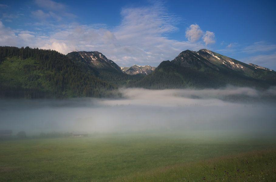 Tirol Austria - Tannheimer Tal van Steffen Gierok