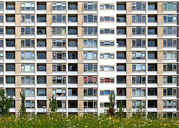 Wohnungen, Vijfsluizen Schiedam sur Artstudio1622